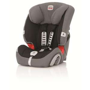Britax EVOLVA 1-2-3 PLUS Car Seat in Felix 2012 - £99 @ BHS Direct