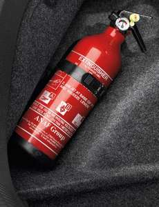 LIDL 1kg FIRE EXTINGUISHER £7.99  from Thurs 9th