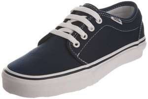 Vans 106 Vulcanized Trainer Navy UNISEX for £26.39 delivered @ Amazon