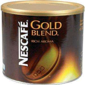 500g tin Nescafe Gold Blend was £16.00 now £8.00 at Tesco
