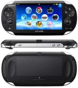 Sony Playstation PS Vita Wi-Fi Plus Pre-Order Pack £199.99 @ Zavvi Outlet eBay