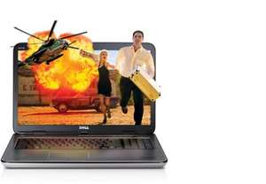 DELL XPS 17 L702X i7 3D LAPTOPS FROM £688 INCLUDING VAT AND DELIVERY @ DELL OUTLET
