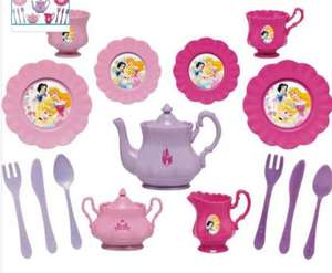 Disney Princess 17 piece Tea Set was £9.99 now £3.99 @ Argos