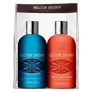 Molton Brown Gift Set 2x300ml £21 @ John Lewis
