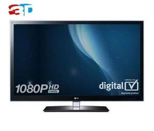 LG 42LW450U-42 inch 3D LED TV 1080p 400Hz for £499.95 @ RicherSounds