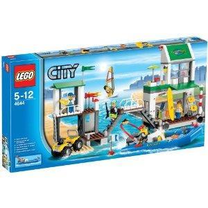 LEGO City - Marina 4644 Half Price -  Boots £15 + Postage