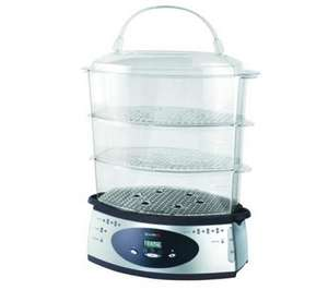 Breville Electric Steamer £14.99 @ Sainsburys