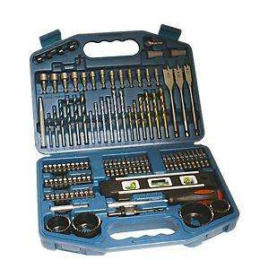 Makita P-67832 101 Piece Accessory Drill Kit from £57.20 to £17.99 @ Screwfix