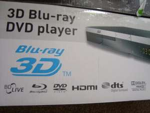 Onn 3D BLU-RAY PLAYER £35 ASDA IN-STORE. MODEL DS-BD52A (INC USB) (Found in Dome, Doncaster)