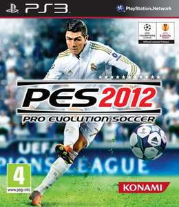 Pro Evolution Soccer 2012 [PS3] @ Studio 24 £15.99 + Del