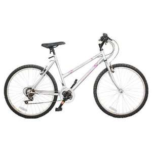 "Terrain Dream Adults 26"" Wheel Mountain Bike - Ladies £40 @ Tesco Direct"