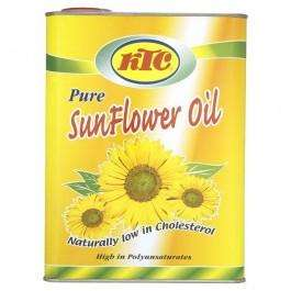 KTC Sunflower Oil 1 Litre - 82p at Tesco