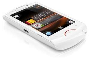 Sony Ericsson Live with Walkman (Including (£10 credit) - Now unlockable £99 @ Virgin Mobile