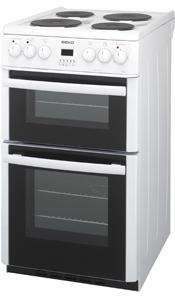 Beko DV555AW Free Standing White Electric Cooker - £235 delivered @ appliance deals + 2.02% TCB