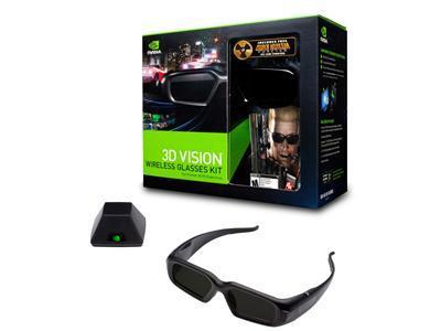 NVIDIA GeForce 3D Vision Kit (Includes Free Duke Nukem Forever Download) for 69.99 at  Dabs