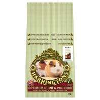 Harringtons Guinea Pig and also Rabbit food £2 for 2kg at Asda