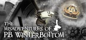 The Misadventures of P.B. Winterbottom Steam 66% off £1.35