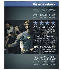 The  Social Network Blu-ray £3 instore @Morrisions