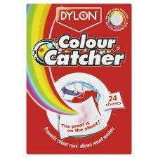colour catcher 24 sheets £1.45 @ tesco