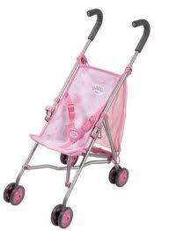 Baby Born stroller  now £6.49 click & collect  @ sainsburys