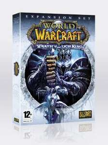 World of Warcraft: The Wrath of the Lich King Expansion Set @ Blizzard store £7.49