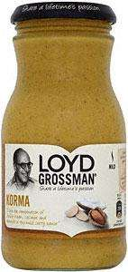 Loyd Grossman Sauces 99p & £1 @ Tesco