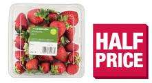 The Co-operative Strawberries Half Price £2@Co-operative