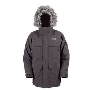 The North Face Mens McMurdo Parka £137.49 - 50% off RRP of £275 Outdoor Kit