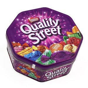 1KG tin of Quality Street - £2.50 @ Tesco instore