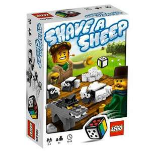 LEGO Games 3845: Shave a Sheep   £5.59 @ Amazon