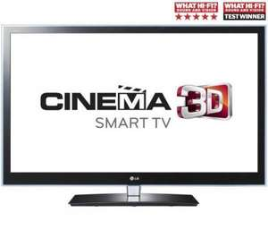 """LG 42LW650T 42"""" Full HD LED 3D TV - £686.90 delivered (With code PIXUK12FEB) @ Pixmania"""