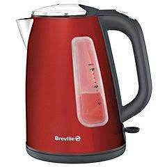 Breville Red Stainless Steel Jug Kettle (save £42) £17.99 @ sainsburys