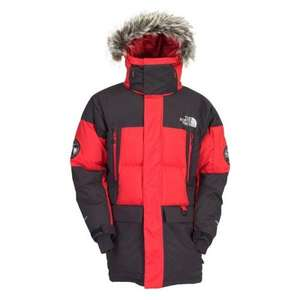 The North Face Men's Vostok Parka (Medium only, in red & black) - £168.94 inc. delivery @ outdoorkit.co.uk (RRP £330)