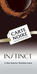 Free sample of Carte Noire coffee via facebook