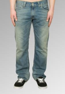 LEVIS 506 STANDARD FIT MENS JEANS - PISTELERO  @ jean store £34 delivered