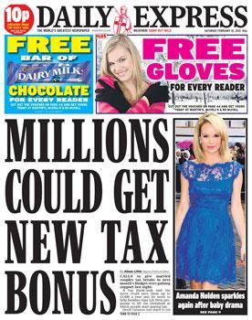 Saturday newspaper offers - see post - Telegraph/ Star/ Express/ Mail/ Mirror