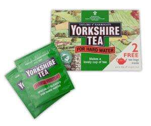 "Free Yorkshire Tea Sample (ends Sunday 19th Feb @ 12pm) - ""Like"" on Facebook"