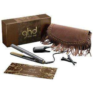 ghd Iconic Eras Boho Chic Limited Edition Gold Series Classic Styler Hair Straightener Gift Set for £103.84 @ Amaozn