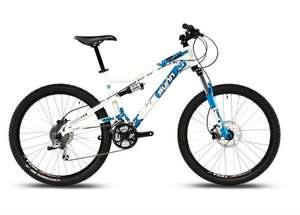 Sunn Wisdom S2 Full Suspension MTB £562 @ Chain Reaction Cycles (45% off)