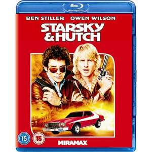 [BluRay] Starsky & Hutch - Cheapest & In Stock £6.89 @ Play.com