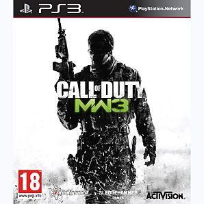 Asda Direct - Call Of Duty: Modern Warfare 3 (PS3/XBOX 360) = £27