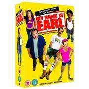 My Name Is Earl: Season 1-4 (16 disc DVD Boxset) only £17.99 @ Play.Com