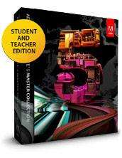 Adobe Master Collection CS 5.5 Student/teacher edition £399 (Windows only) @ software4students