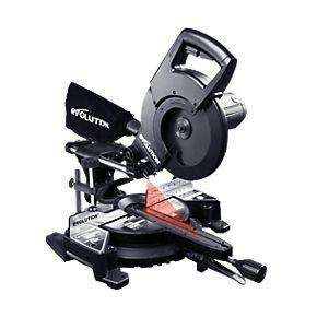 Evolution Stealth Rage 255mm Sliding Compound Mitre Saw 240V - Was £219.99, now £149.99 @ Screwfix