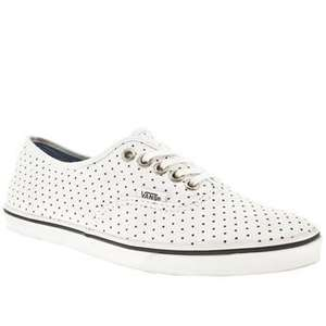 Womens VANS AUTHENTIC LO PRO Trainers £25 + delivery at Branch 309