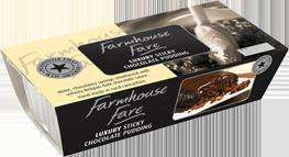 Farmhouse Fare Sticky Chocolate Pudding Only £2 @ Booths Supermarket