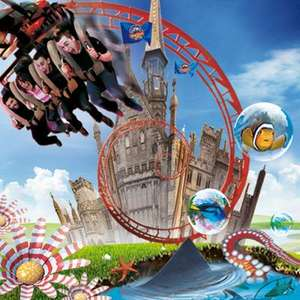 2 for 1 Alton Towers Vouchers are back when purchasing National Rail train tickets