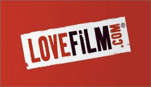 LOVEFiLM Unlimited 6 months for £9.99 @ GROUPON