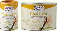 Drink Me Chai 2 x free samples of spiced tea