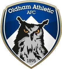 Oldham Athletic: 5 home games for £15 - fantastic deal